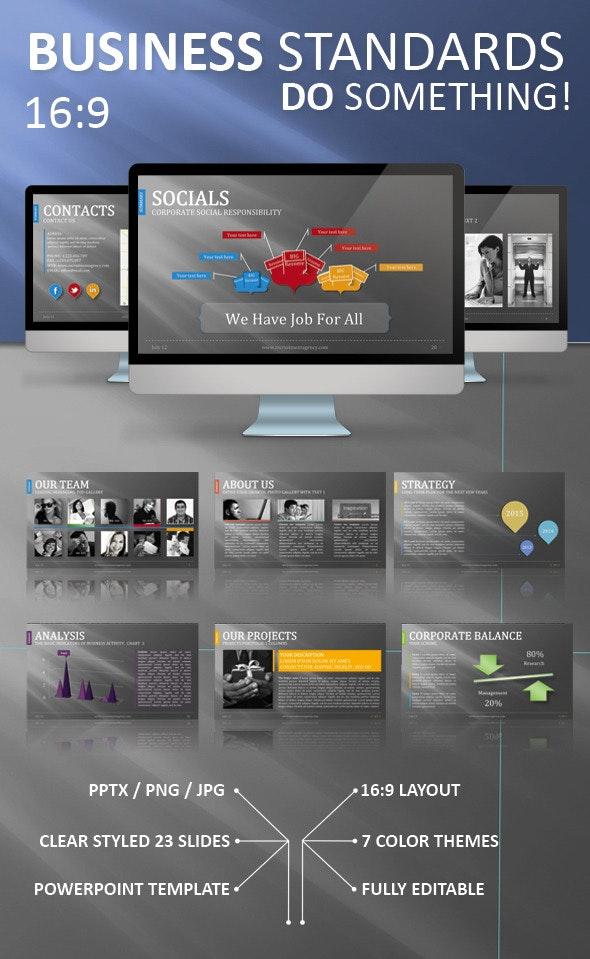 Do Something! - PowerPoint Templates Presentation Templates