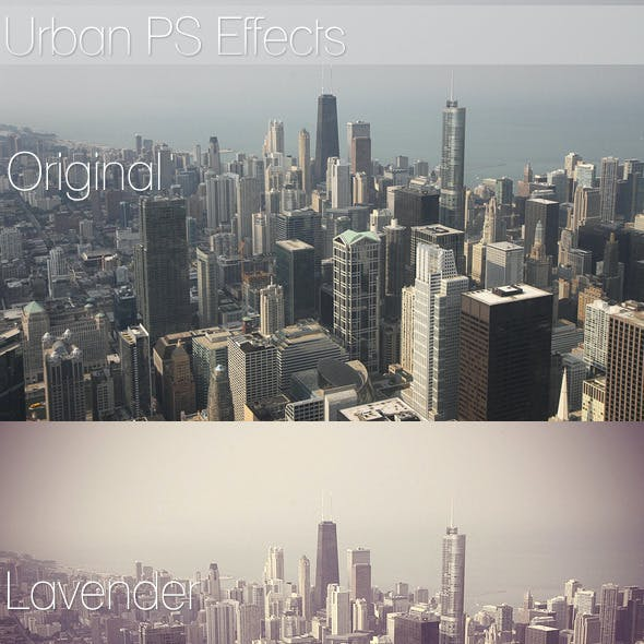 Urban PS Effects