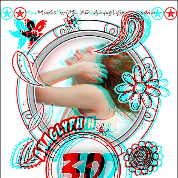 Anaglyph Graphics, Designs & Templates from GraphicRiver