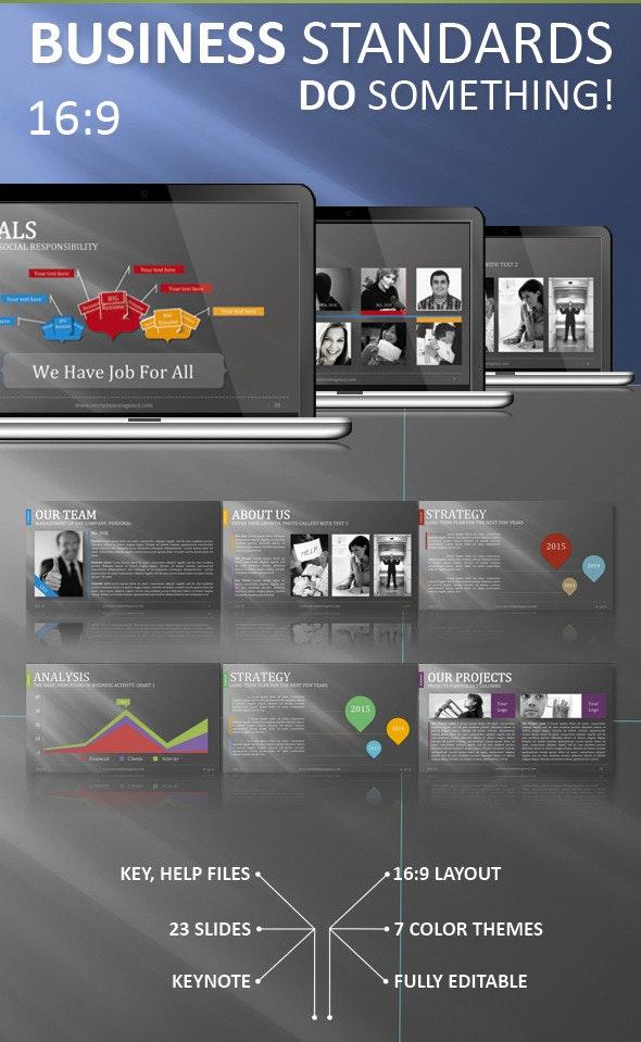 Do Something! Keynote - Business Keynote Templates