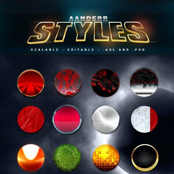 Aanderr Styles