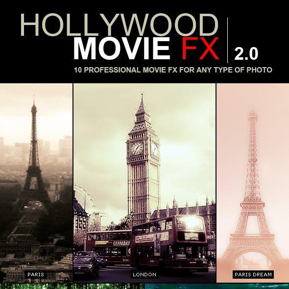 Hollywood Movie FX 2.0 | 10 Amazing Efects