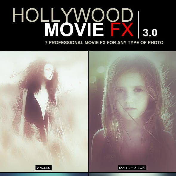 Hollywood Movie FX 3.0 | 7 Amazing Efects