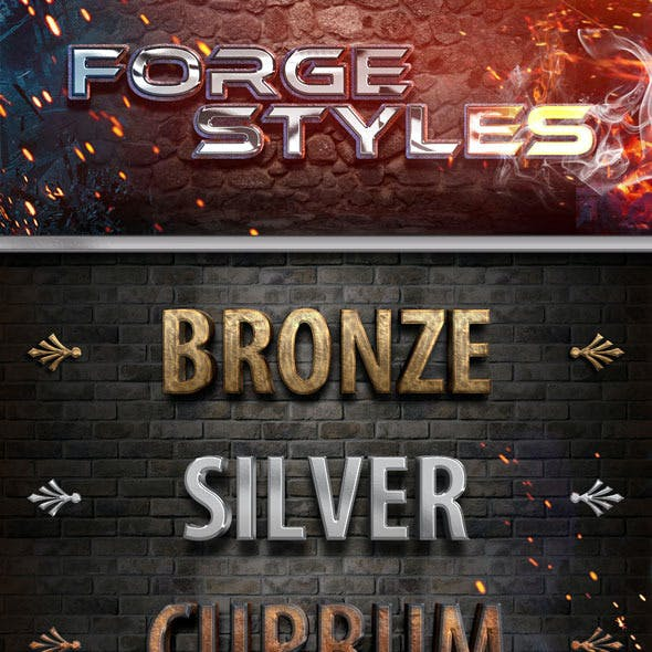 16 Styles Of Forging