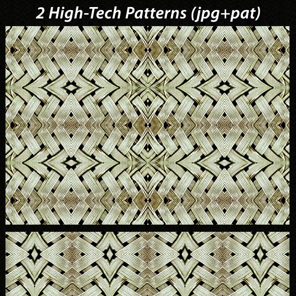 2 High-Tech Patterns