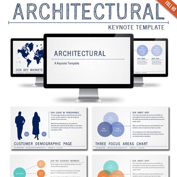 Architectural Keynote Template