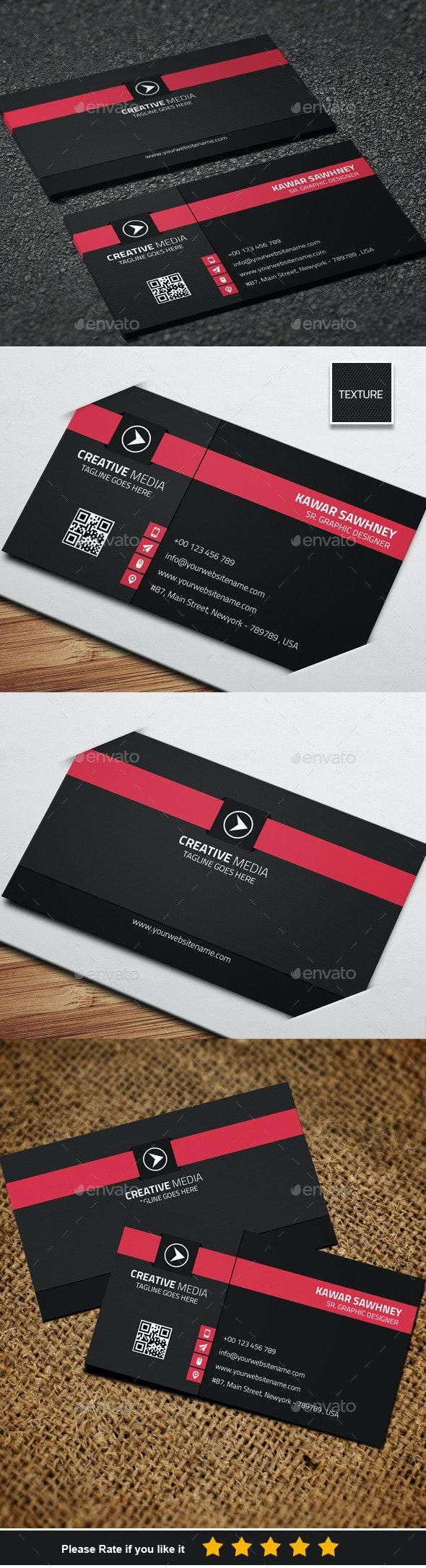 Corporate Business Card 11 - Corporate Business Cards