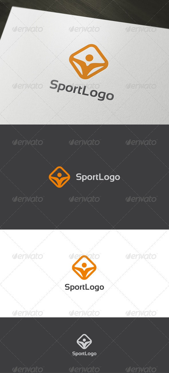 Sport Logo - Humans Logo Templates