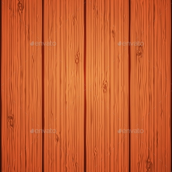 Vector Wood Texture Background - Backgrounds Decorative