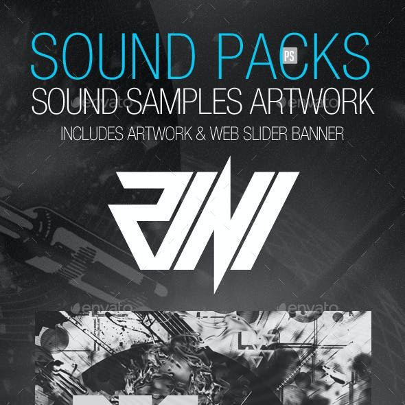 Sound Packs & Sound Samples Artwork