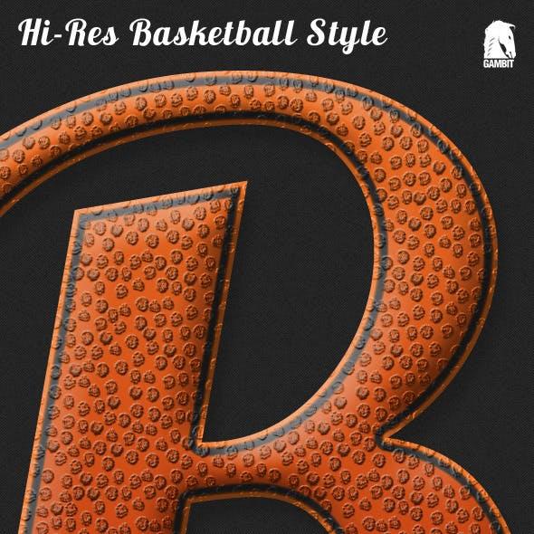 Basketball Inspired Style