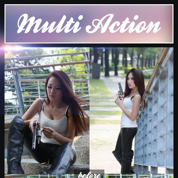 Multi Action Photo Fx