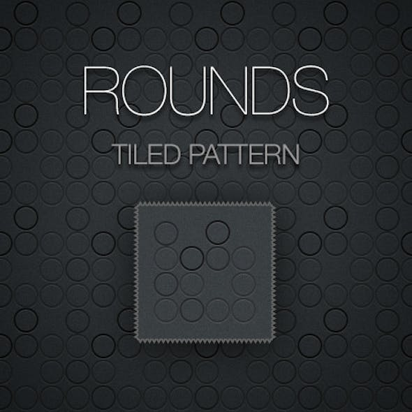 Rounds - Tiled Pattern