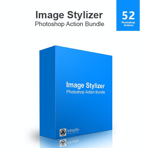 Image Stylizer Photoshop Action Bundle