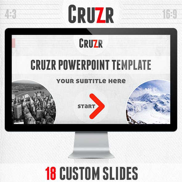 Cruzr PowerPoint Template