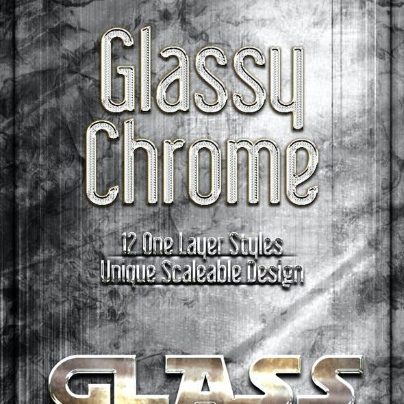 Glassy Chrome Styles