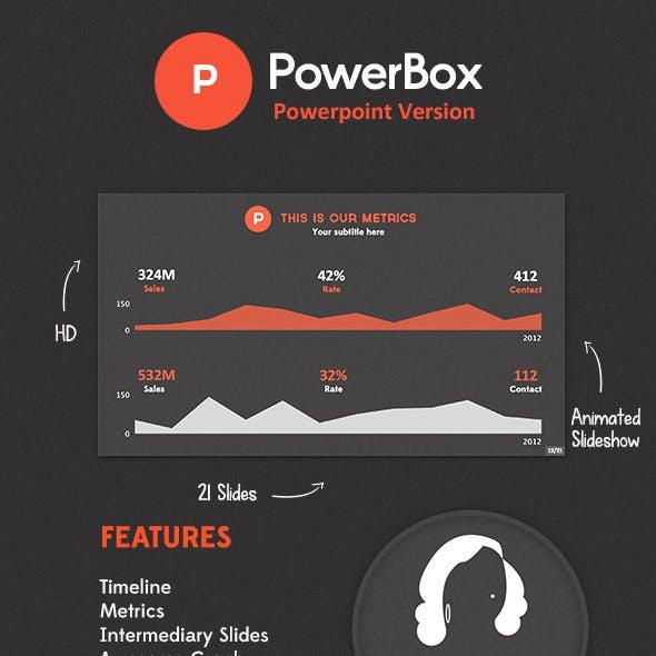 PowerBox Powerpoint