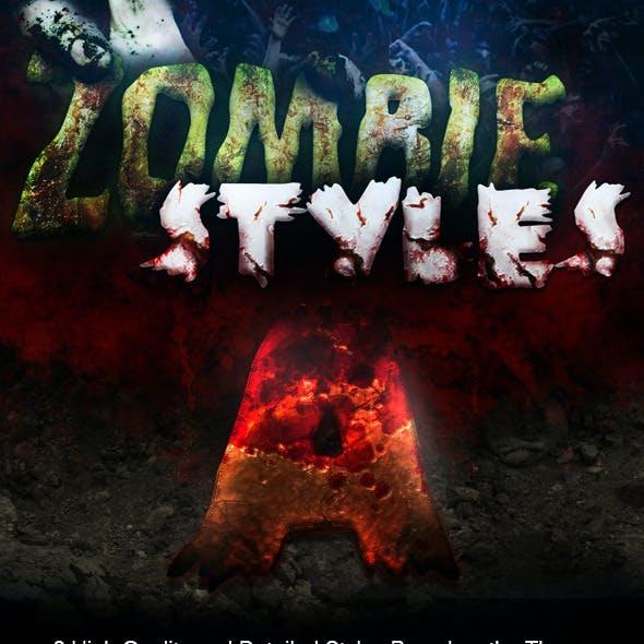 Zombie Styles