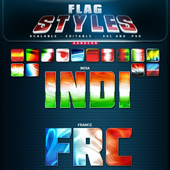 Flag Styles
