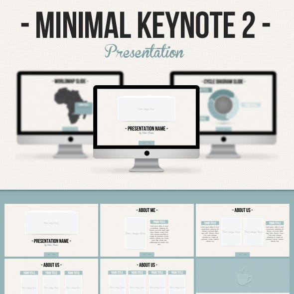 Minimal Keynote 2