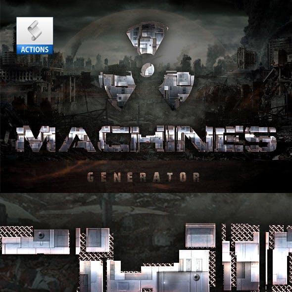 Machines Generator