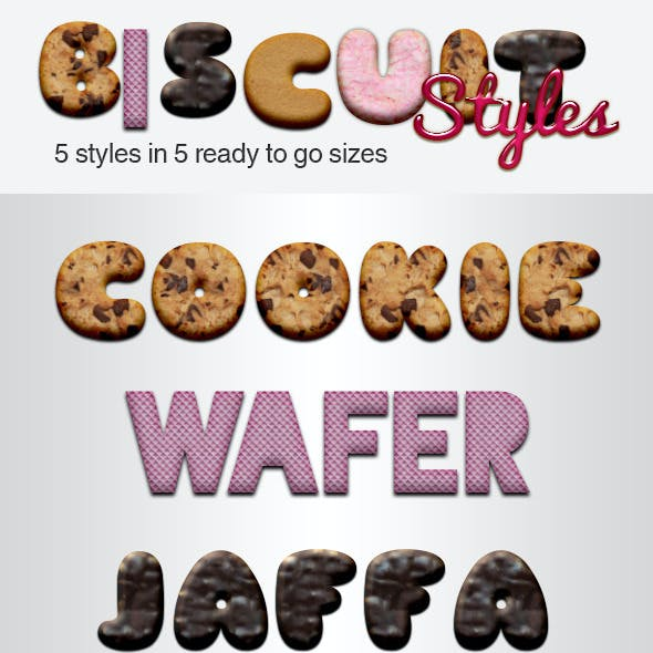 Biscuit Styles