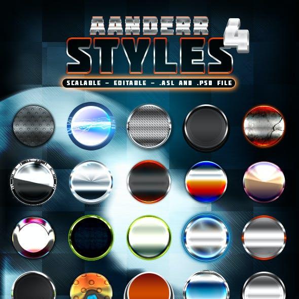 Aanderr Styles 4 - Big Pack