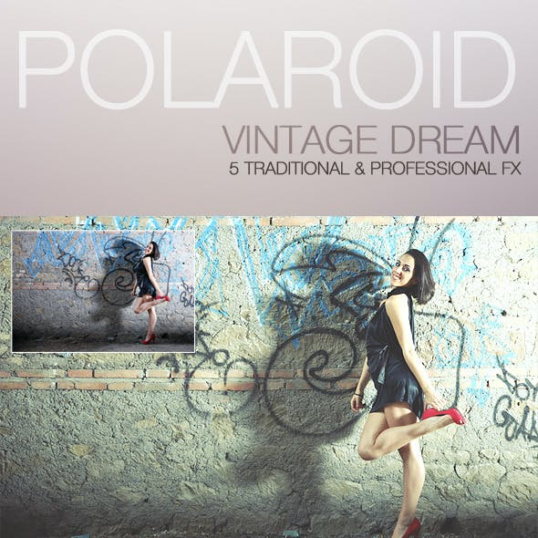 Polaroid Vintage Dream