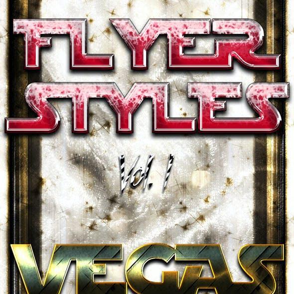 Flyer Styles