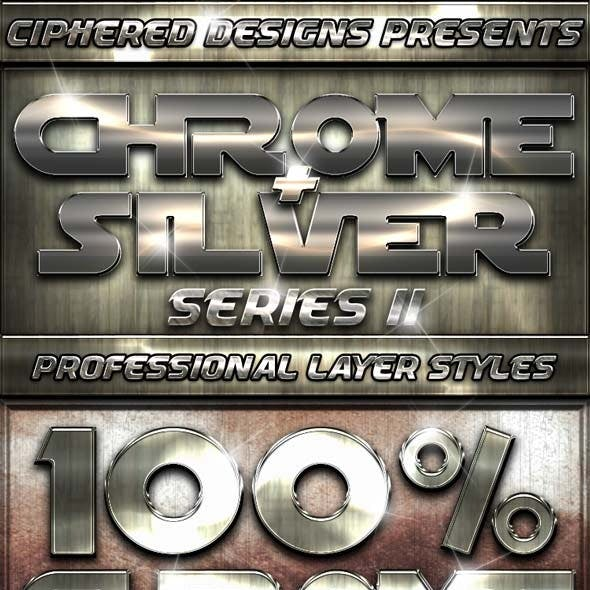 Chrome & Silver Series II - Professional Styles