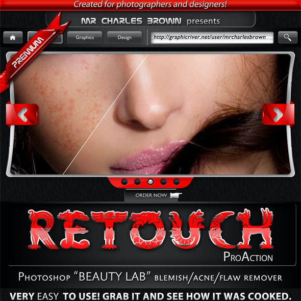 Rapid Retouch ProAction