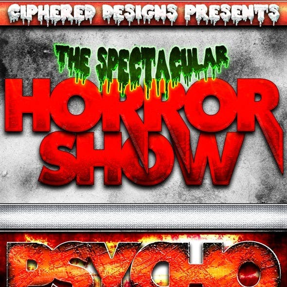 Horror Show - Premium Halloween Styles