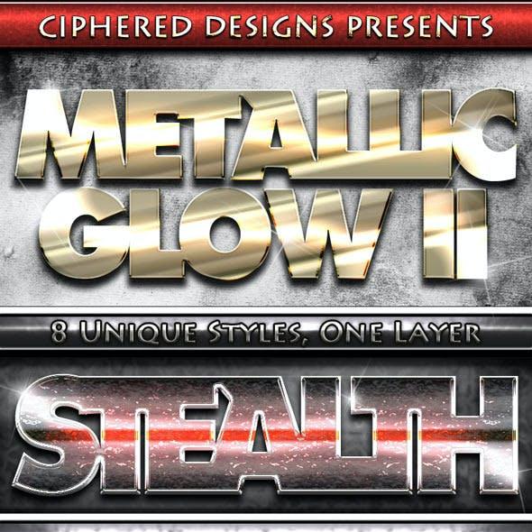 Metallic Glow II - Professional Styles