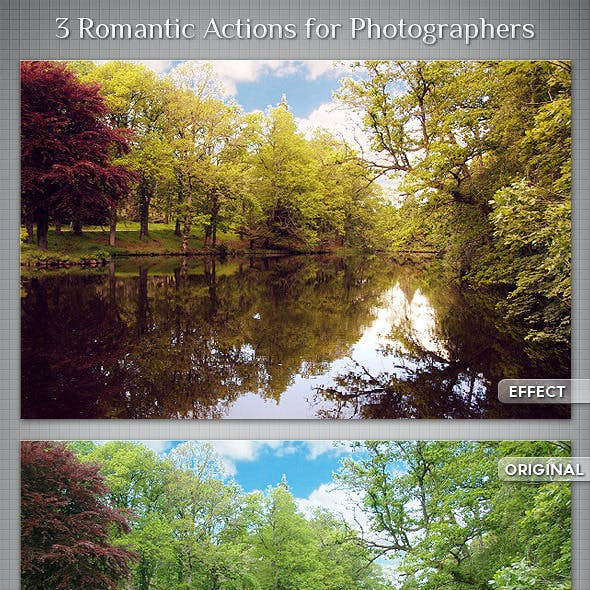 3 Romantic Actions for Photographers