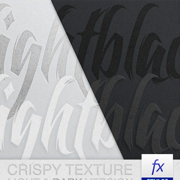 Crisp Texture Styles