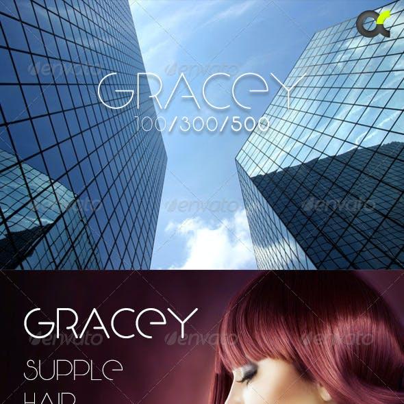 Gracey Font