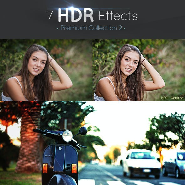 HDR Effect Collection 2