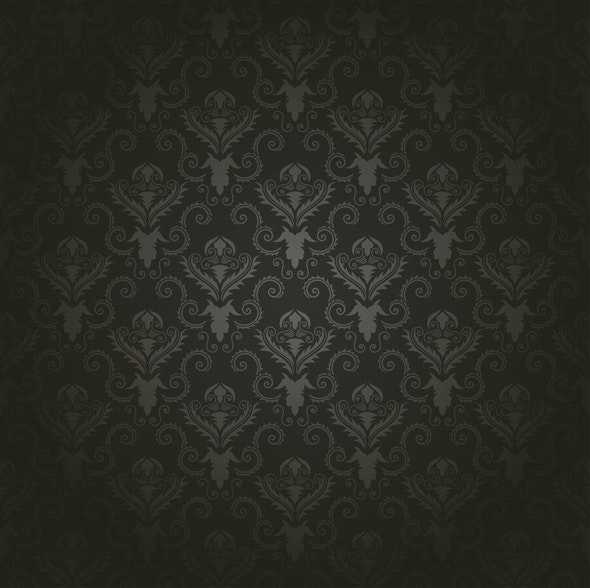 Seamless Damask Pattern - Artistic Textures / Fills / Patterns