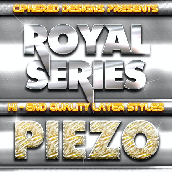 Royal Series - Professional Layer Styles