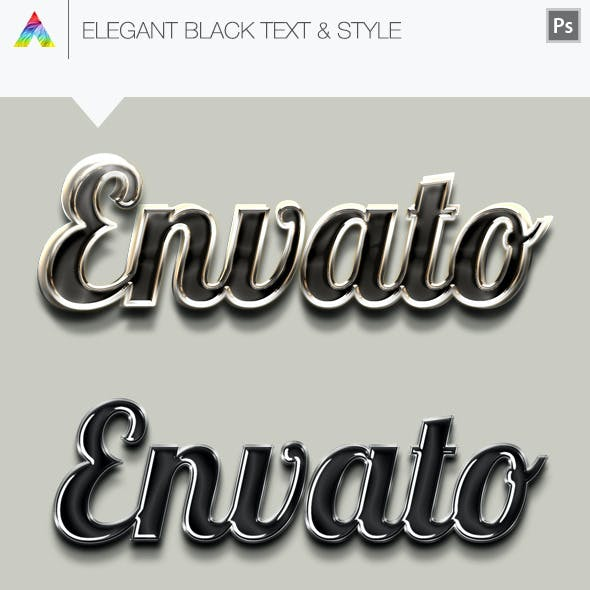 Elegant Text & Style