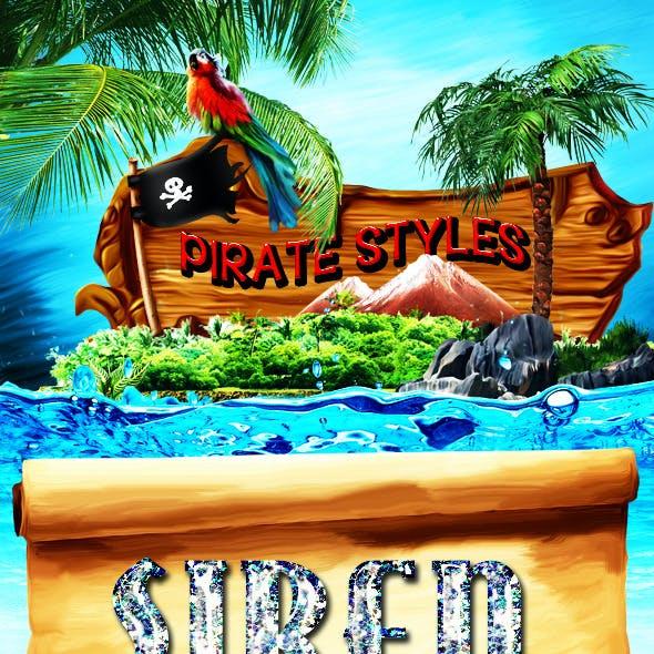 Pirate Styles