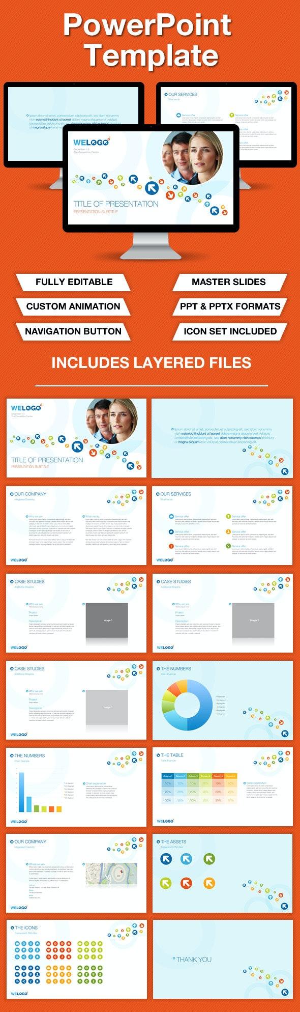 Business Powerpoint Presentation - PowerPoint Templates Presentation Templates
