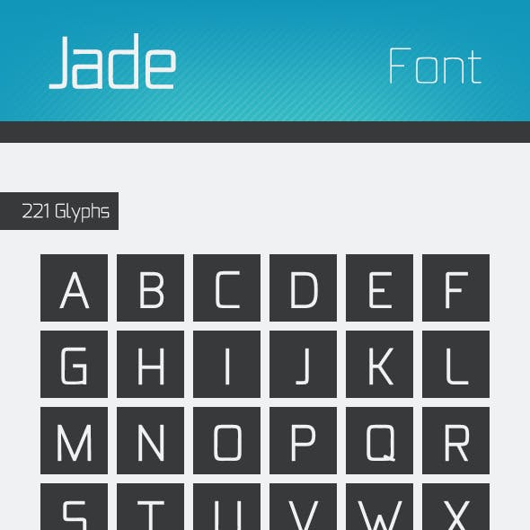 Jade Font Family