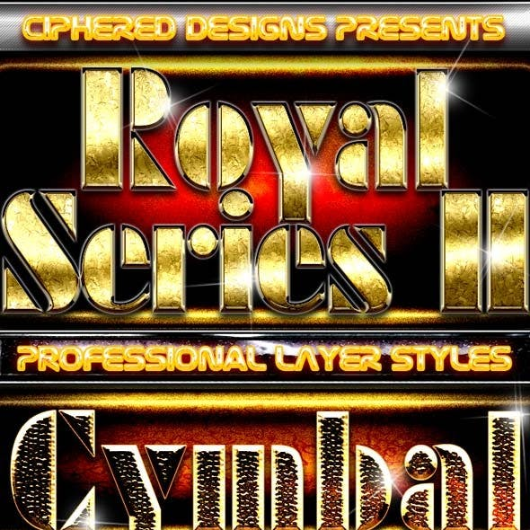 Royal Series II - Professional Layer Styles