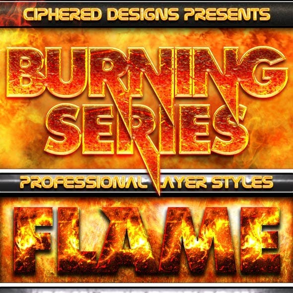 Burning Series - Professional Styles