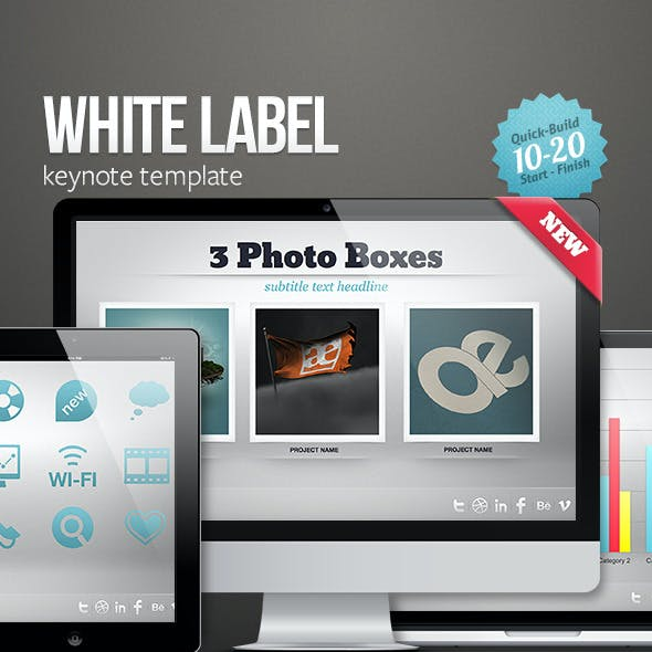 White Label Keynote Template