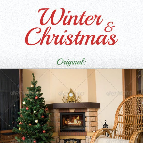 Winter & Christmas Actions