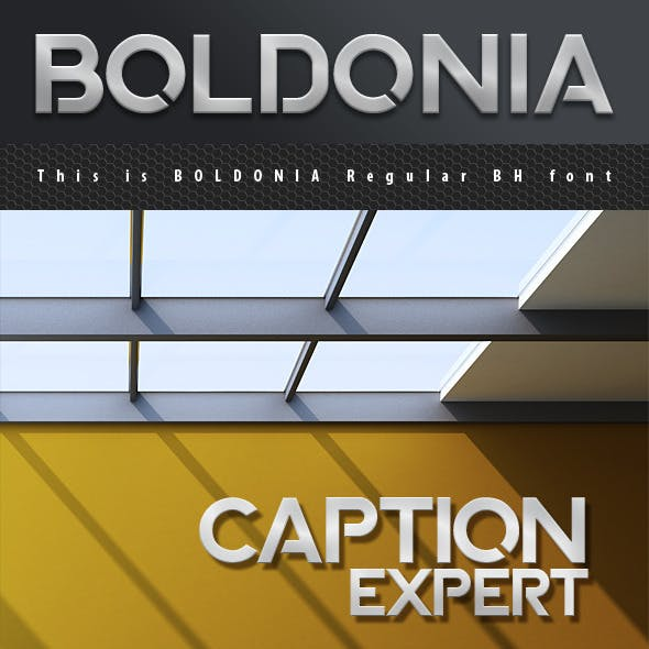 Boldonia Regular BH