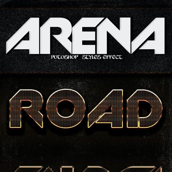 Arena Photoshop FX