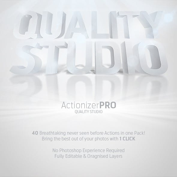 ActionizerPRO - Quality Studio